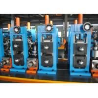 China Industry Carbon Steel Precision Tube Mill , Mill Speed 30-100m/min wholesale