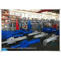 Buy cheap Hydraulic Scotch Yoke Type Pneumatic Actuator Nodular Cast Iron CE Approved from wholesalers