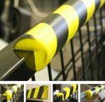 China PU Foam Edge Impact Protector Anti Collision Strip Bumper Guards Self Adhesive Edge Guard wholesale
