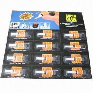 China Super Glue with Aluminum Tube wholesale
