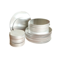 China Dia 80mm 1100 3003 Aluminum Round Plate Disk Disc For Cookwares wholesale