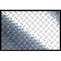 China Custom 201, 202, 304 anti - fingerprint stainless steel checker plate for petroleum on sale
