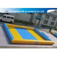 China Colorful Pvc Material Square Kids Inflatable Swimming Pools CE RoHS Certification wholesale
