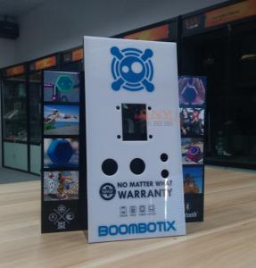 China Bluetooth Speaker Retail Window Displays wholesale
