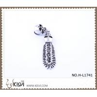 Quality 316 stainless steel pendant with human skull shape H-L1741 for sale