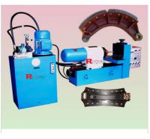 China Brake Shoe and Lining Riveting Machine Bm9w-C, Horizontal Riveting Machine wholesale