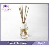 China decorative 80ml Lavender Essential Oil Reed Diffuser car air fresheners wholesale