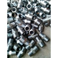 China 1.4539 Duplex Fittings , Stainless Steel Pipe And Fittings Pipe Hex Nipple wholesale