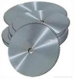 China High precision Acrylic fiber Tungsten Carbide Tipped hitachi TCT Circular Saw Blade on sale