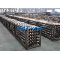 China EFW / ERW Stainless Steel Welded Tube TP304L Welding Stainless Steel Tubing wholesale