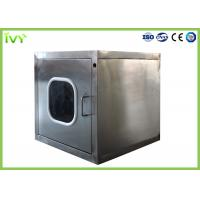 220V / 50Hz Rated Pass Through Box Preventing Secondary Pollution For Clean Room