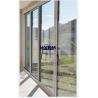China Heat Insulation Double Glazed Aluminum Sliding Doors Modular Houses Application wholesale