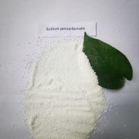 China White Sodium Carbonate Peroxyhydrate , Powder Form Hydrogen Peroxide SPC wholesale