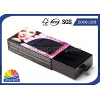 China Glossy Lamination 4C Printing Paper Gift Box For Eyeshadow Palette Gift Set wholesale