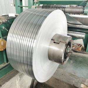 China Thin Anodised Aluminium Strip 1050 H24 Aircraft Welding wholesale