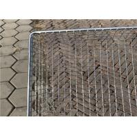 China Customized Size Wire Mesh Basket Tray Heat Resistance For Dehydration wholesale