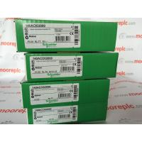 China Schneider Electric Parts 170ADO35000 MODICON 24V DC 32PT OUT MDL BASE New and original wholesale