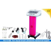 China 7 In 1 Massage Brush High Frequency Skin Care Machine For Black Spot Removal RU1315B wholesale