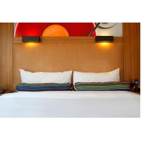 Quality HPL Laminate plywood hotel furniture liquidators Guest rooms Wood Headboards for sale