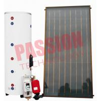 China Residential Solar Water Heater 200 Liter , Split System Solar Hot Water on sale