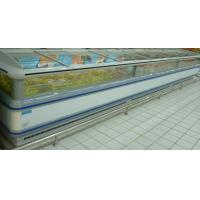 China Supermarket Display Eat Chest Freezer Showcase With Self-contained  Compressor  wholesale