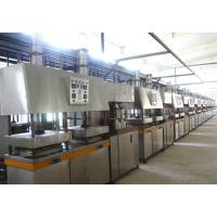 China Professional Dishware / Paper Plate Making Machine Dry in Mould 3500 Psc / H on sale