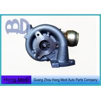 China Nissan Turbocharger In Automobile GT2052V 724639-0002 724639-0006 14411-2X90A on sale