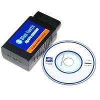 China OBD2 EOBD ELM327 Bluetooth CAN-BUS Scanner Tool wholesale