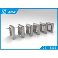 China Semi Auto Tripod Coin Operated Turnstile Bi - Directional Single Passage For Factory wholesale