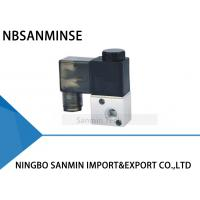 """China 3 Way Pneumatic Solenoid Valve 2 Position M5 , G 1/8"""" Airtac Type 3V1 Normally Closed wholesale"""
