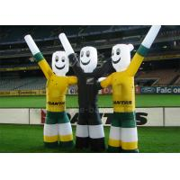 China 210D Oxford Cloth Inflatable Man Costume Inflatable Tube Man Costume For Event wholesale