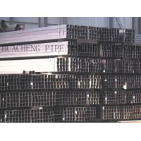 Buy cheap Thick Wall Rectangular Steel Tube , Building Structure Square Steel Pipe from wholesalers