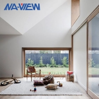 China OEM ODM Naview Front Fixed Double Pane Glazing Glass Picture Window wholesale