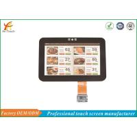Buy cheap Unique CTP Lcd Capacitive Touchscreen 10.1 Inch For Self - Help Ordering Machine from wholesalers