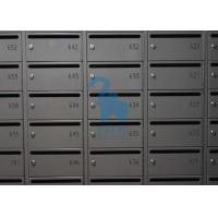 China Lockable Stainless Steel Mail Sorter Cabinet For Post Office 790 * 350 * 1640mm wholesale