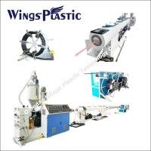 China China HDPE Pipe Making Machine Manufacturers on sale