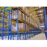 China AS4084 800KG - 5000KG Industrial Storage Rack Cold Rolled Steel Pallet wholesale