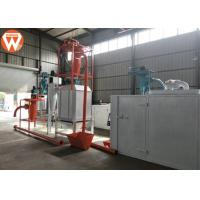 China Shrimp Aqua Fish Feed Machine , Fish Food Machine Screw Diameter φ90 Power 37KW wholesale