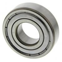 Buy cheap 25MM V Groove Ball Bearing , Single Row Flanged Deep Groove Ball Bearings from wholesalers