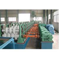 China Automatic Highway Guardrail Roll Forming Machine With 10 Ton Hydraulic De-Coiler wholesale