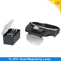 China Clinic Use Head Magnifying Lamp For Eyebrow Nevus Removal , Salon Facial Equipment YL-H14 wholesale