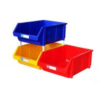 China PP 150l storage plastic boxes & bins with warehouse wholesale