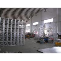 China 6082 T6 Aluminium Alloy Aluminum Stage Truss For Event Quickly Install And Dismantle wholesale
