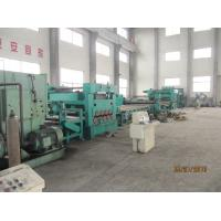 China Automatic Metal Coil Slitting and Cut To Length Machine for light pole wholesale