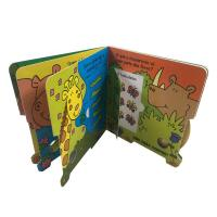 China Full Color Glossy Cardboard Custom Board Book Printing For Children Learning wholesale