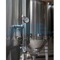 China Beer Brewing Equipment Stainless Steel Conical Tank (ACE-FJG-6B) wholesale