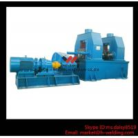 China High Power Hydraulic Heavy Duty H Beam Flange Straightening Machine High Speed wholesale