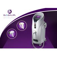 755nm + 808nm +1064nm  Diode Laser Hair Removal Machine Painless With Germany Bars