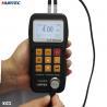 China Plastic 0.75mm - 300.0mm measure range Ultrasonic thickness gauge , UT thickness gage wholesale