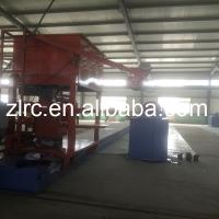 China FRP filament pipe winding machine production line on sale